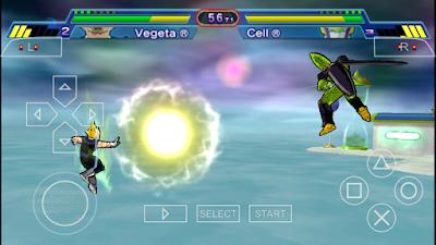 Dragon ball z shin budokai psp emulator download