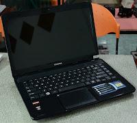 Jual Laptop Gaming Malang - Toshiba Satellite L840D