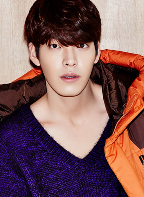 aktor kim woo bin