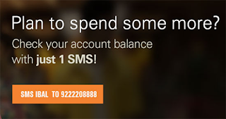 ICICI Bank Missed Call Account Balance