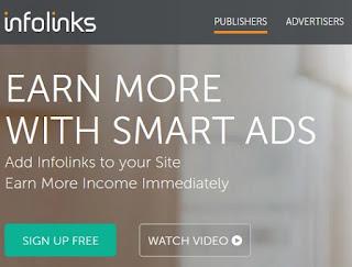 Infolinks - Alternativa a Adsense
