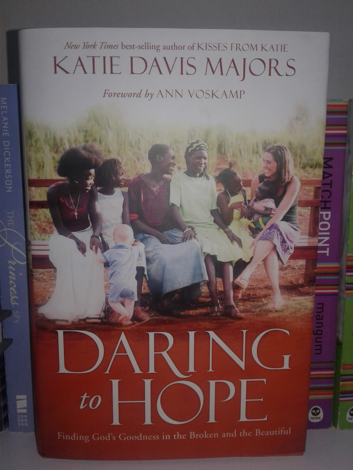 Daring To Hope by Katie Davis Majors Book Review