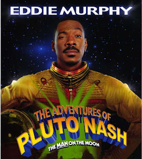 Eddie Murphy's Adventures of Pluto Nash Hollywood movie flops