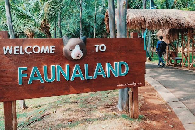 lokasi faunaland ancol