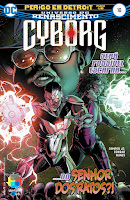 DC Renascimento: Cyborg #10