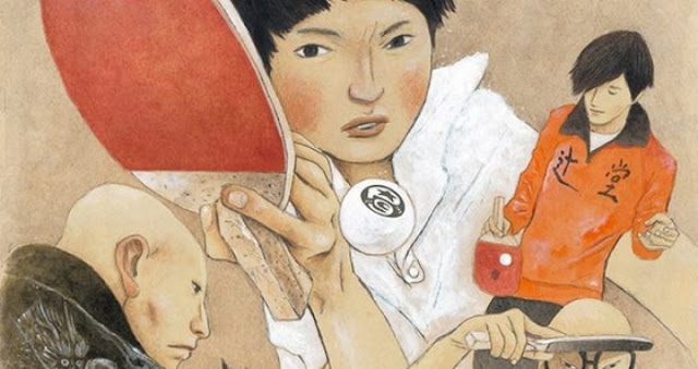 Download Ping Pong The Animation BD Subtitle Indonesia