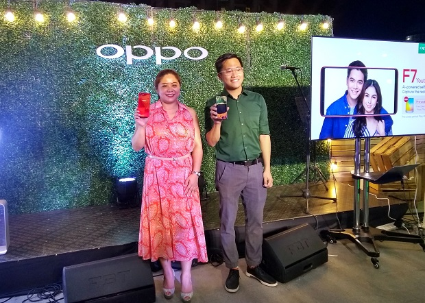 OPPO F7 Youth Philippines Launch