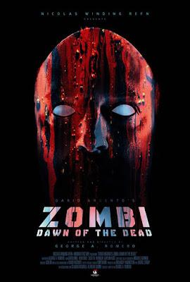 Zombi, cover della pellicola restaurata in 4K (opera di Nicolas Winding Refn)