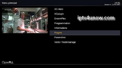 Nagra enigma2  (Installer l'image Openpli) Vu plus