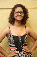 Actress Aditi Myakal Looks gorgeous in Sleeveless Deep Neck Top at Ami Tumi success meet ~  Exclusive 014.JPG
