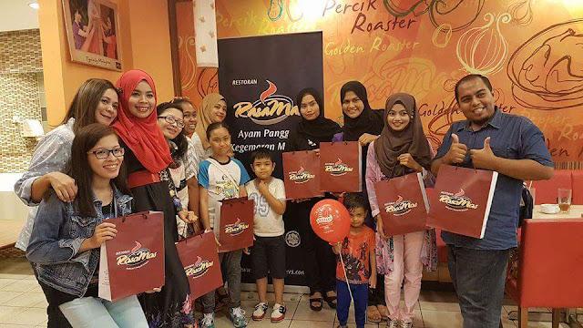 Rasamas Restaurant Kpj Tawakal