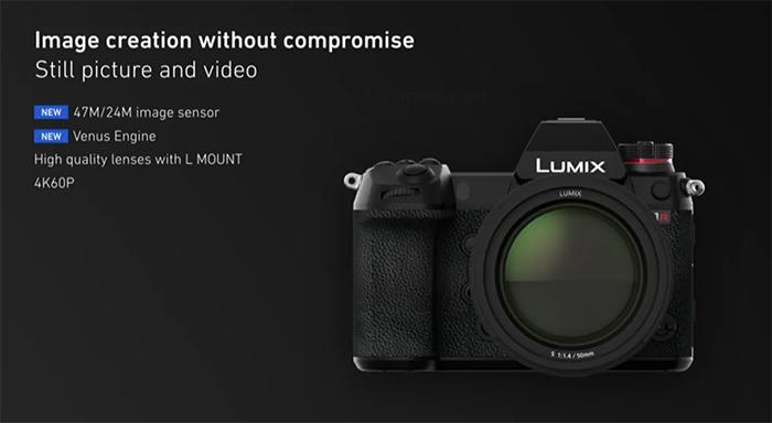 Новое в камерах Panasonic Lumix S1 и S1R