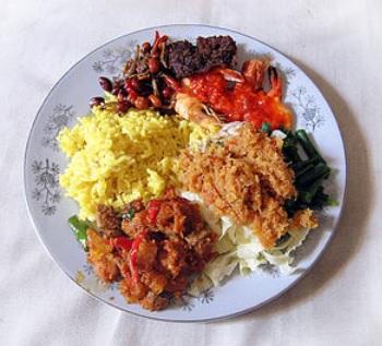 Resep Mudah Membuat Nasi Kuning Rice Cooker