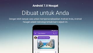 Samsung secara resmi sudah mendatangkan pembaruan Firmware Android Nougat untuk Samsung Berhasil...3 Cara Upgrade OS Android Samsung J7 Prime
