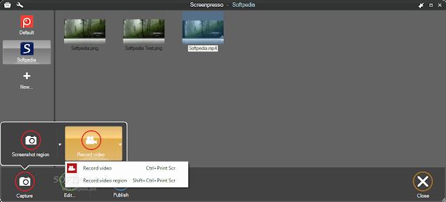Screenpresso Pro 1.6.1.10 with Serial Key