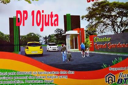 PROMO DP 10JUTA  Rumah  Cluster Murah Dekat Ke Summarecon Bekasi