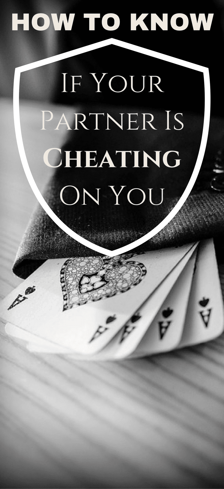 how to catch your partner cheating on you