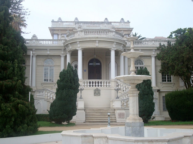 Museu Palácio Rioja em Viña del Mar