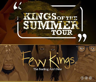 [feature] Few Kings - Kings of the Summer Tour
