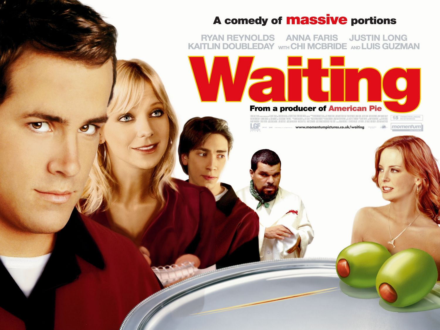 Waiting... (2005)  | Famous Celebrity Bible