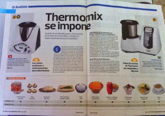 Thermomix ¡se impone!