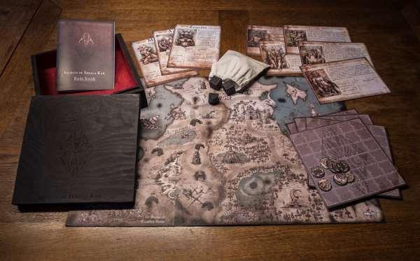 "DIMLIGHT: ""Secrets of Irkala Kar"", ένα μοναδικό επιτραπέζιο παιχνίδι ρόλων"