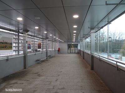 Taras widokowy, Kraków Airport