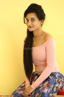 Janani Iyyer in Skirt ~  Exclusive 085.JPG