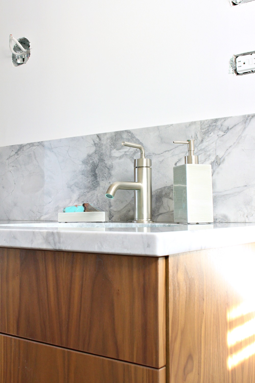 Bathroom Renovation Progress // Home Decor Blogger