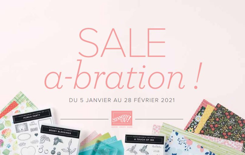 SALE a-bration du 02/01 au 28/02/2021
