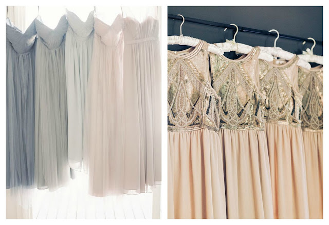 How To Choose Bridesmaid Dresses That Flatter