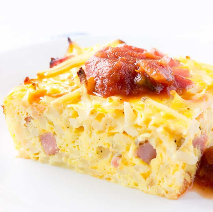 Easy Breakfast Dish: Easy Breakfast Casserole Recìpe