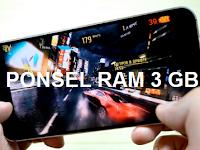Daftar Harga HP Android RAM 3 GB Terbaru April 2017