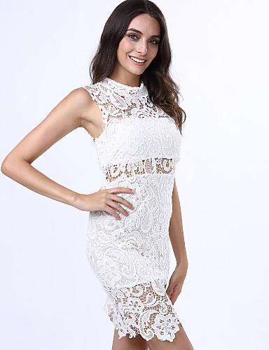 vestidos de moda con escote