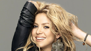 Shakira beautiful female singers