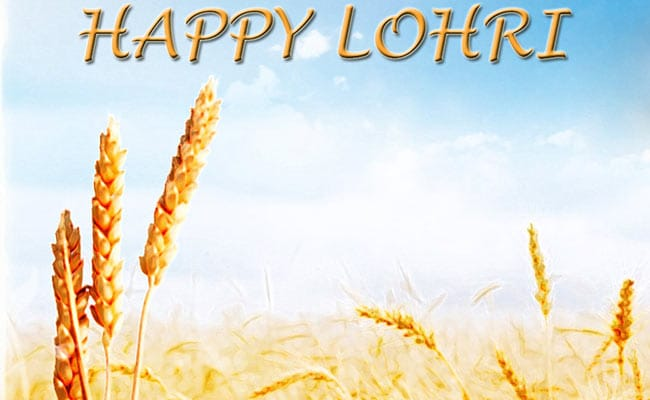 Free  Lohri 2019 wishes messages greetings