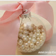 Mom 4 Real: Pearls In a Glass Ornament