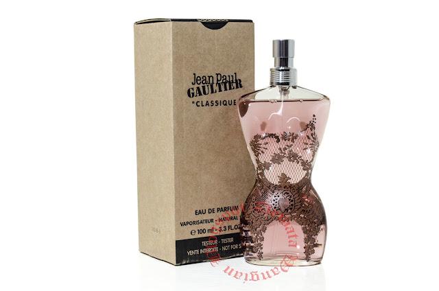JPG Classique Eau de Parfum Tester Perfume