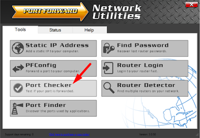 How You Can Open Port / Forward Port On Any Modem