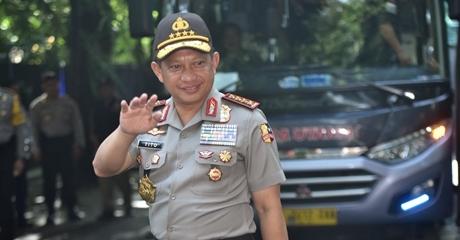 Ingin Pensiun Dini, Ini Alasan Kapolri Jenderal Tito Karnavian