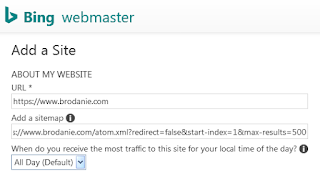 search engine webmaster tools