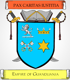Coat of arms of the State of Guanduania