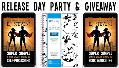 Release Party: Super Simple Quick Start Guides to Self-Publishing and Book Marketing