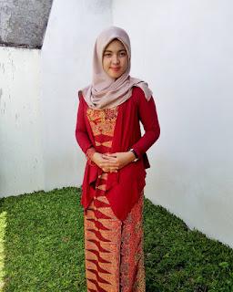 Kebaya Kartini Muslim Terbaru