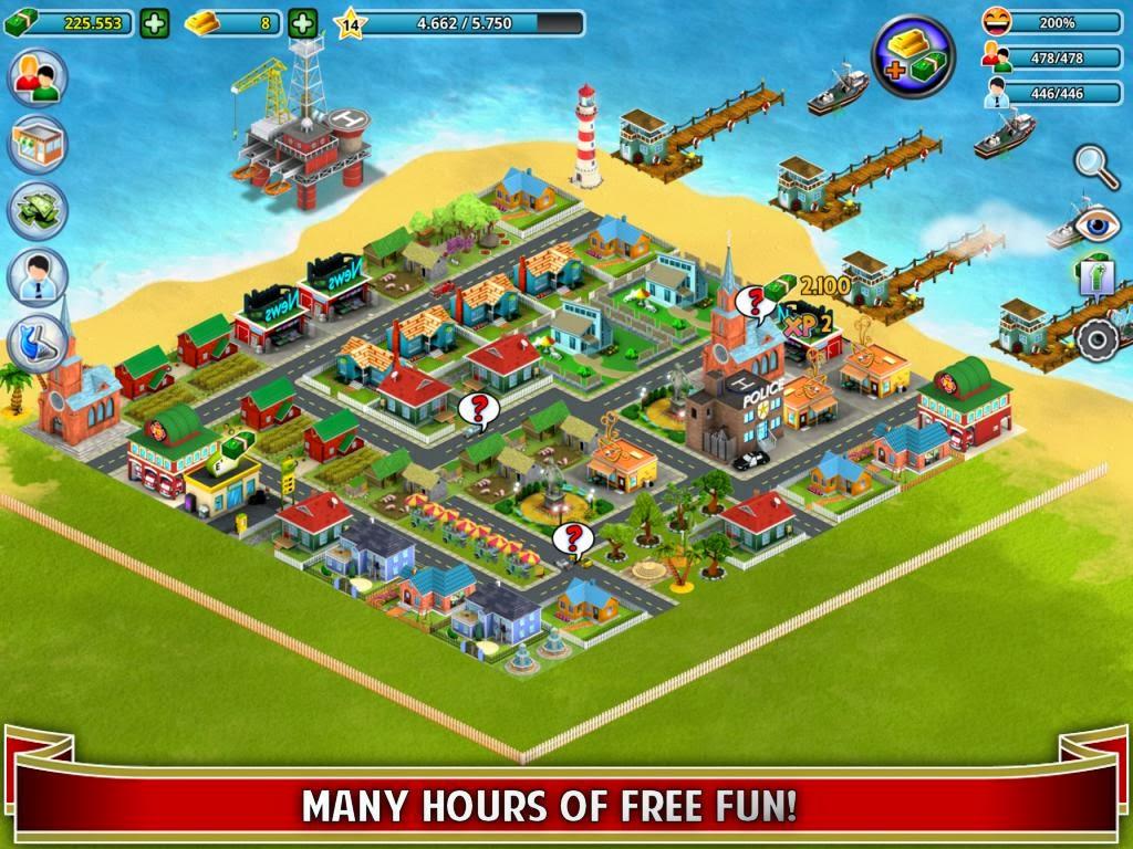 city island game mod download