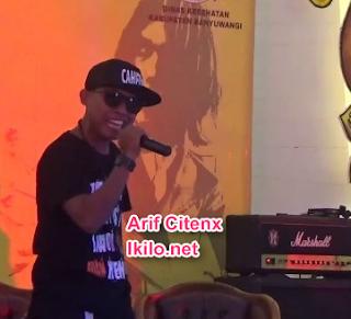 Download Kumpulan Lagu Mp3 The Best Karya Arif Citenx 2016 Album Terbaru