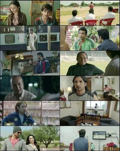 MS Dhoni The Untold Story 2016 300mb HD MKV MP4 Download 400mb