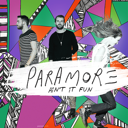 Kumpulan Lirik Lagu: Ain't It Fun Lyrics - Paramore