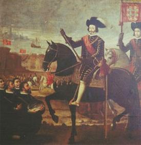 El IX duque de Medina-Sidonia, casi rey de Andalucía