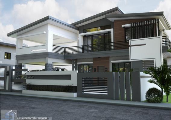 Minimalist inspirational residential house design decor - Minimalist home design inspiration ...